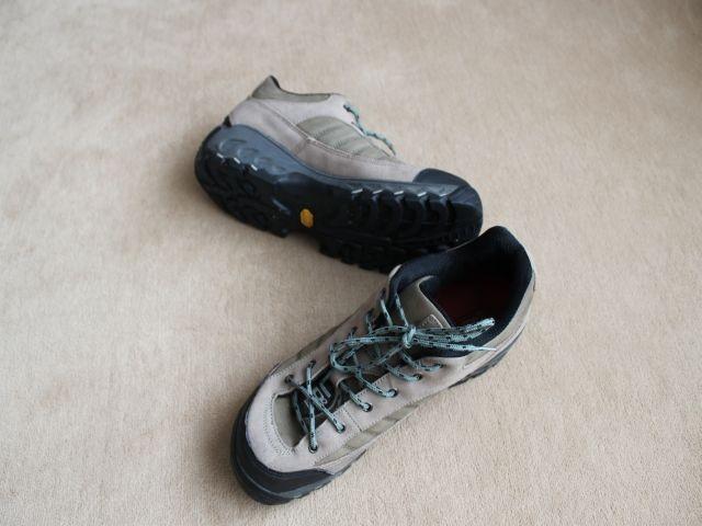 Fotografie č. 1 - Fotografie inzerátu Trekové boty GARMONT - Prodám ... d9b5185fab